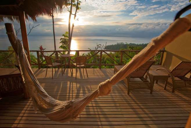 Lapa Rios Eco Lodge - Photo courtesy Lapa Rios Eco Lodge/ National Geographic Unique Lodges of the World