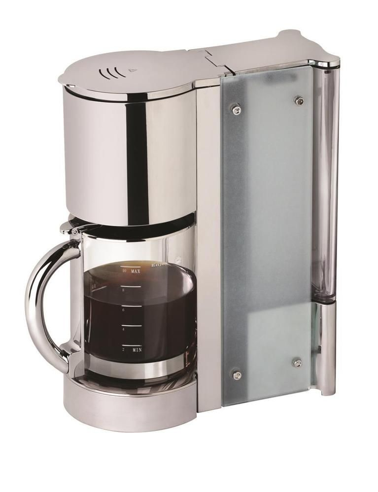 New Kalorik Cm17442 10 Cup Coffeemaker Aqua Coffee Maker Modern Coffee Makers Best Coffee Maker