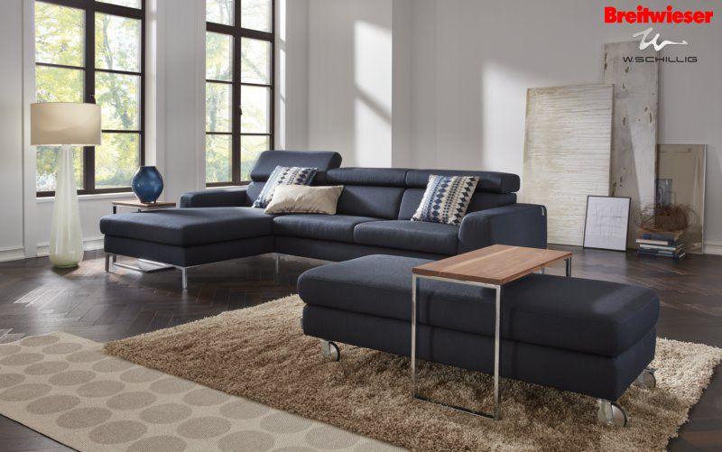 WSCHILLIG bei Breitwieser Wohnzimmer - Platz für die ganze - wohnzimmer couch günstig