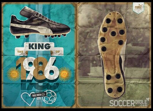 Puma Kings Maradona Puma Football Boots e0fd2bf05