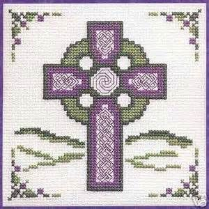 free religious cross stitch patterns to print