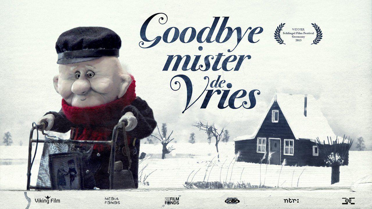Goodbye mister de Vries
