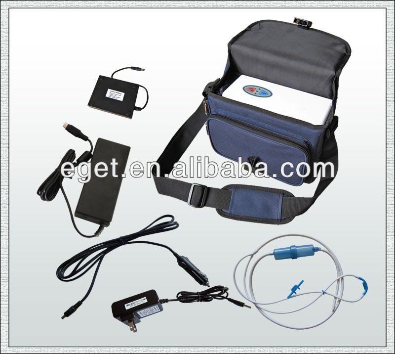 Mini portable oxygen concentrator ce iso 210250