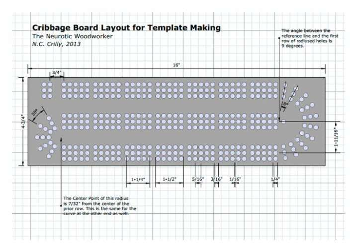 Magnificent Coffee Table Cribbage Board Table Plans Woodworking Free