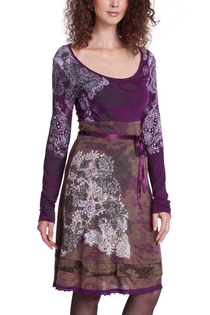 47V2012_3152, Canada | Desigual dress AW 2014 | Pinterest