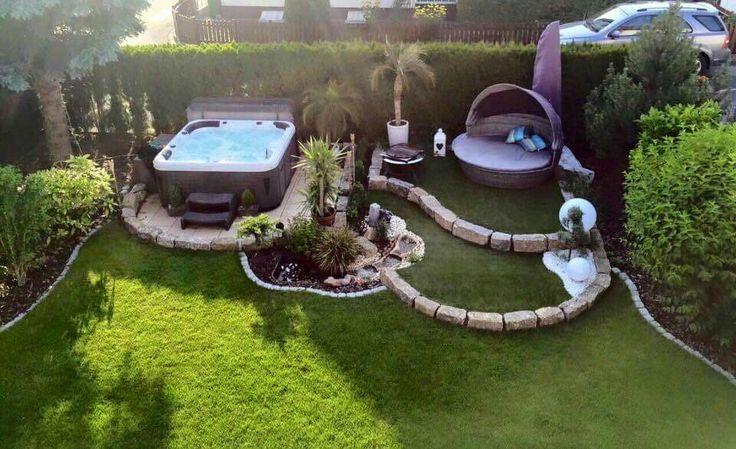 Tolle Idee für den Garten - Garten ideen #terassegestalten