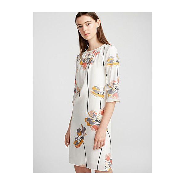 Jennifer torosian spring floral dress 385 liked on polyvore jennifer torosian spring floral dress 385 liked on polyvore featuring dresses white mightylinksfo