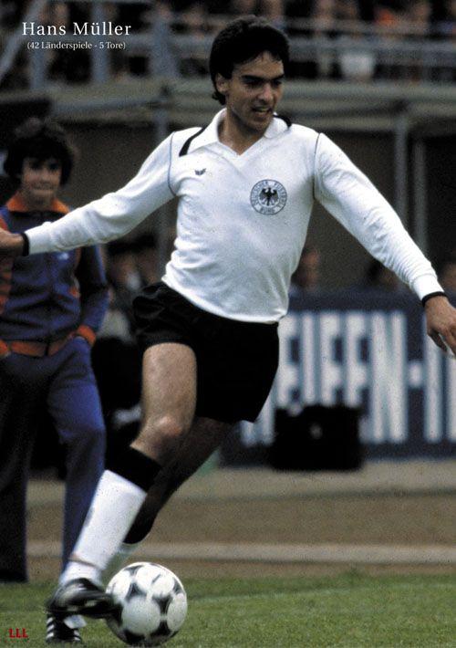 Und FussballDeutschland Hans Fußball MüllerFútbol Dfb j54RLA