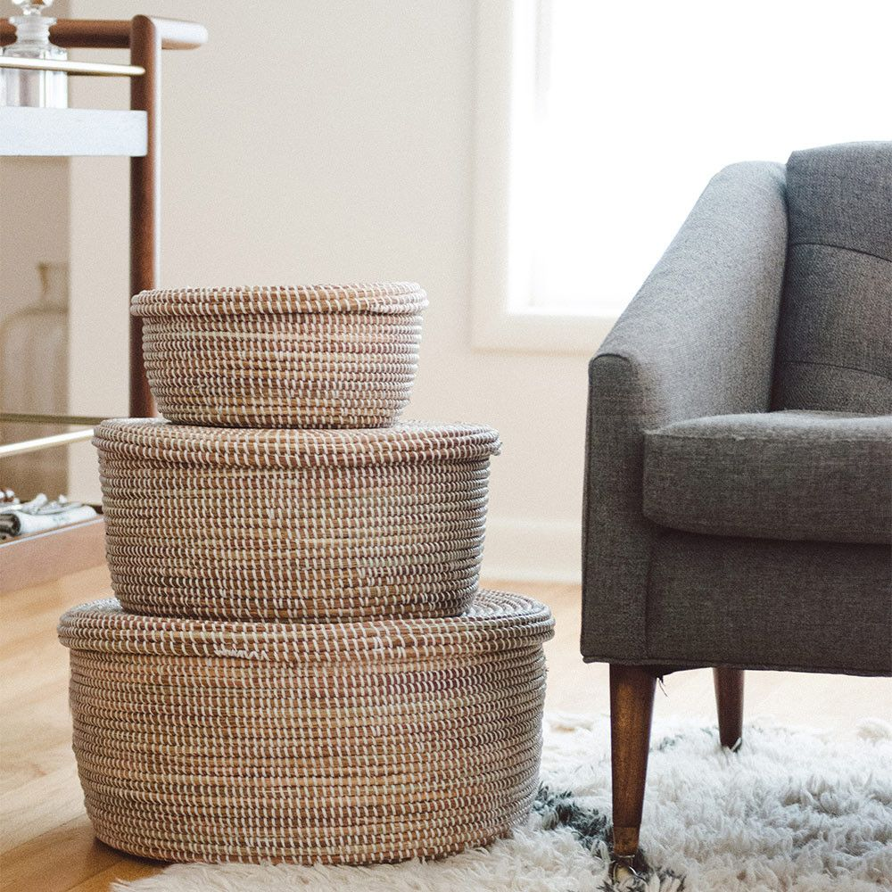 10 Best Storage Baskets For Living Room