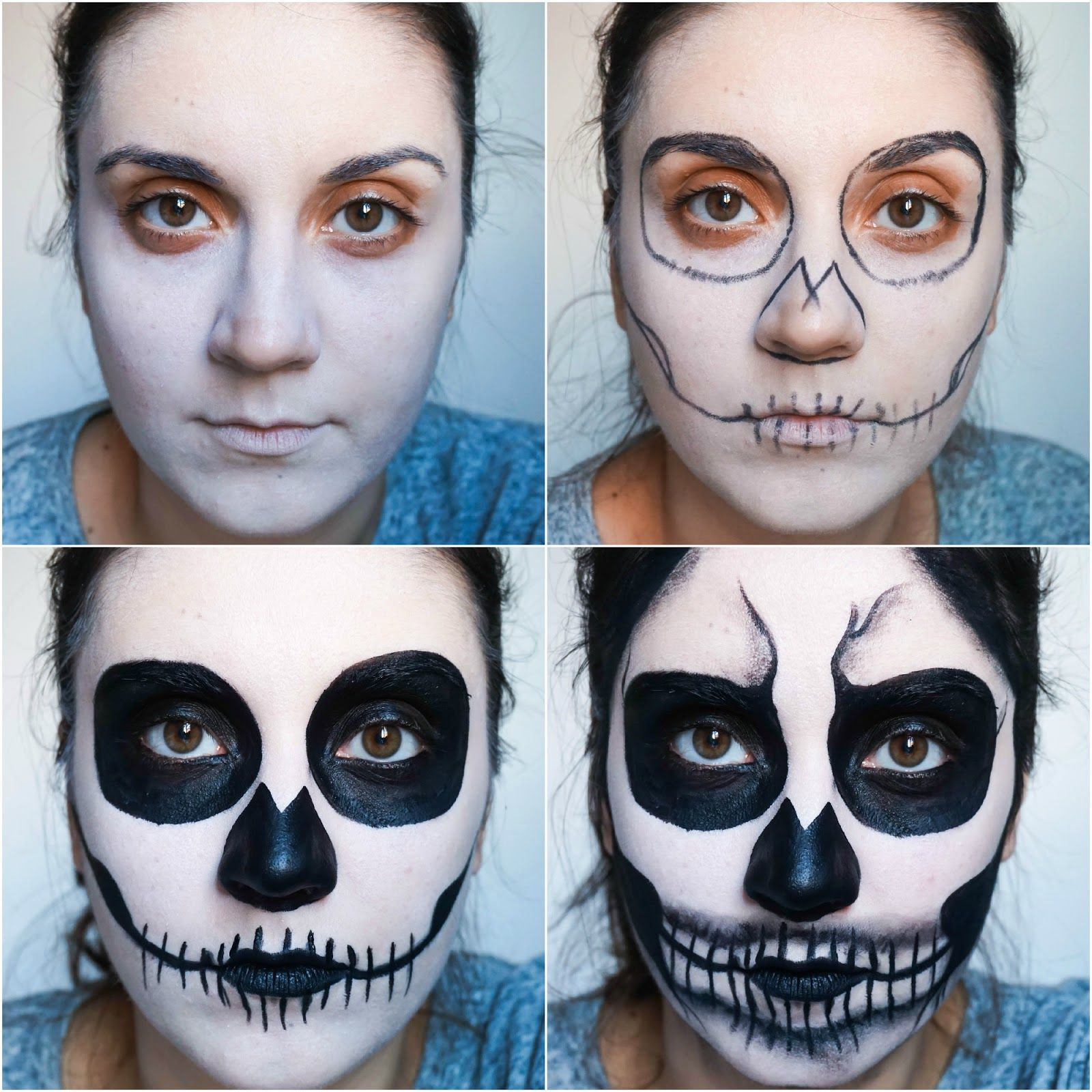 Step by step makeup scary google search projects to try step by step makeup scary google search baditri Image collections