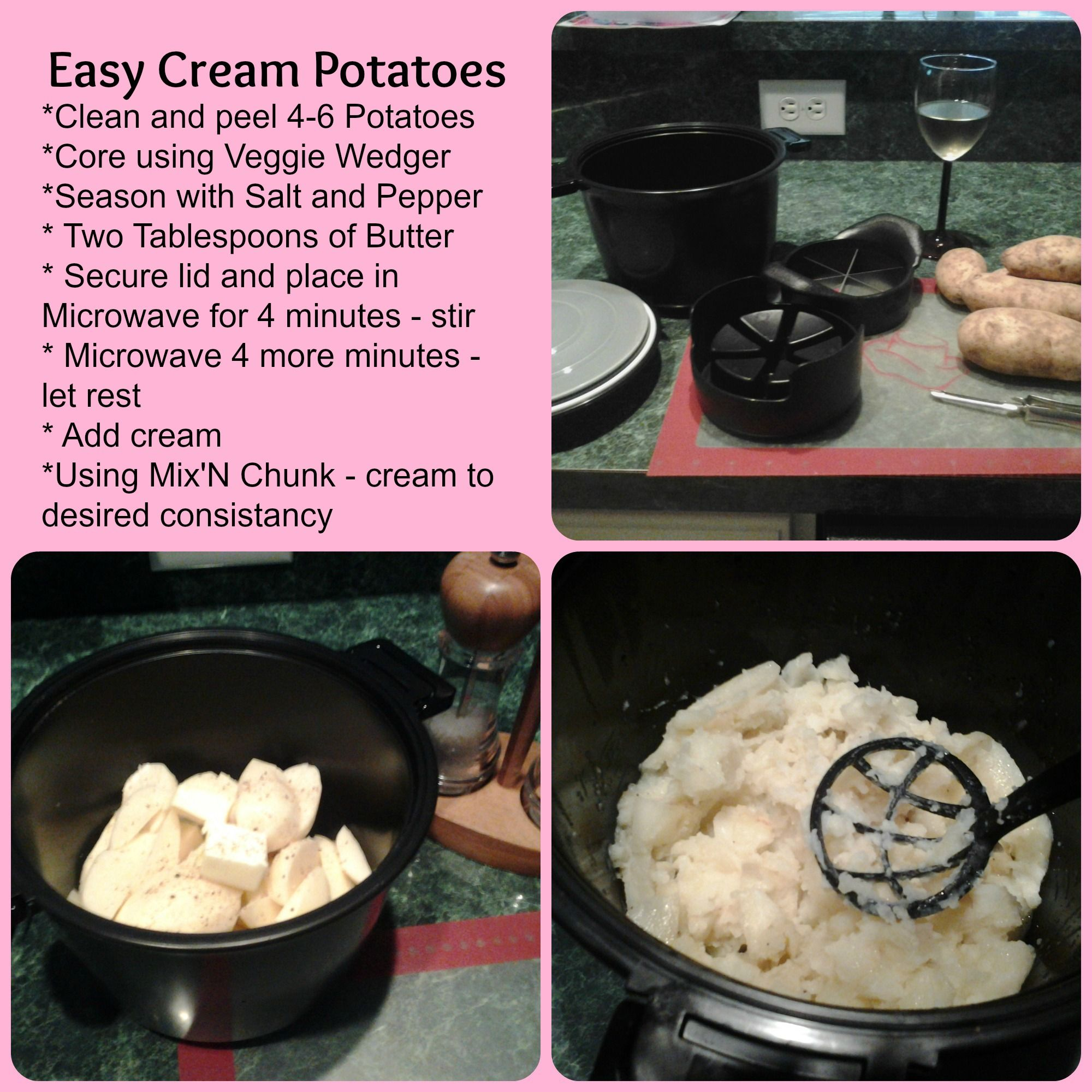 8 micro cooker ideas pampered chef