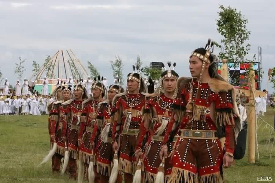 Sakha-Turks from Sakha Republic (today falsely known as Yakutia ...