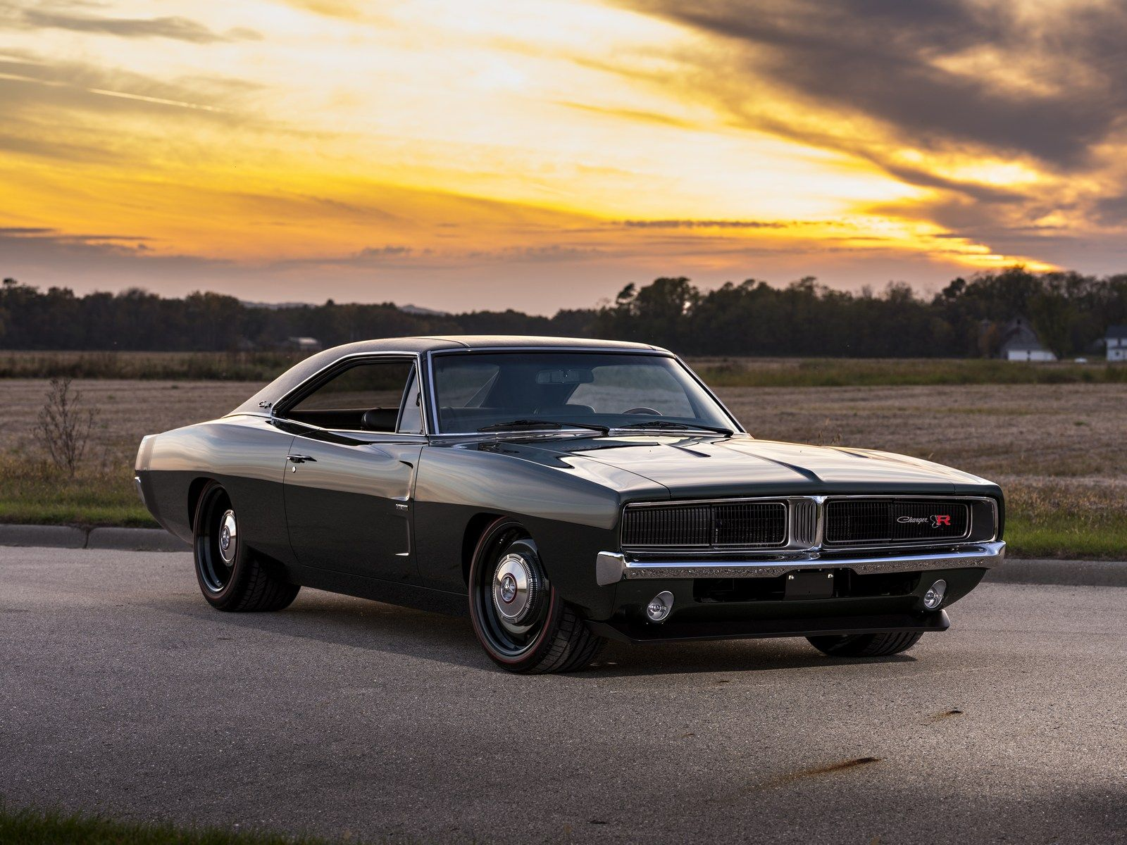 1969 Dodge Charger Defector Is A Hemi Powered Restomod With