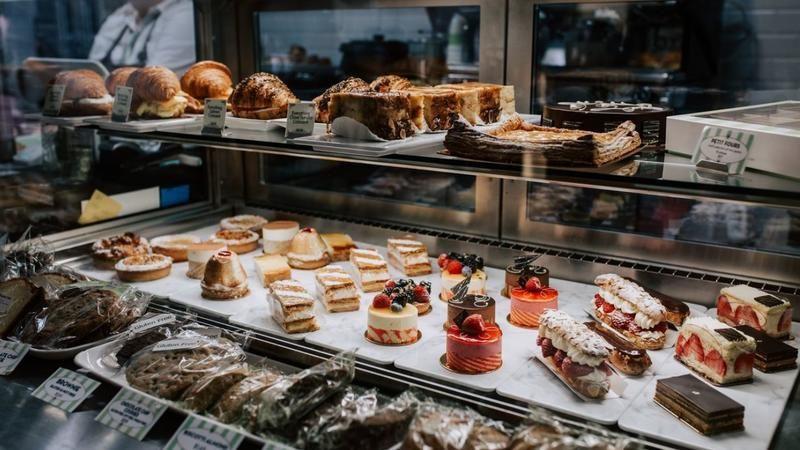 Frenchstyle bakery financier patisserie of new york is
