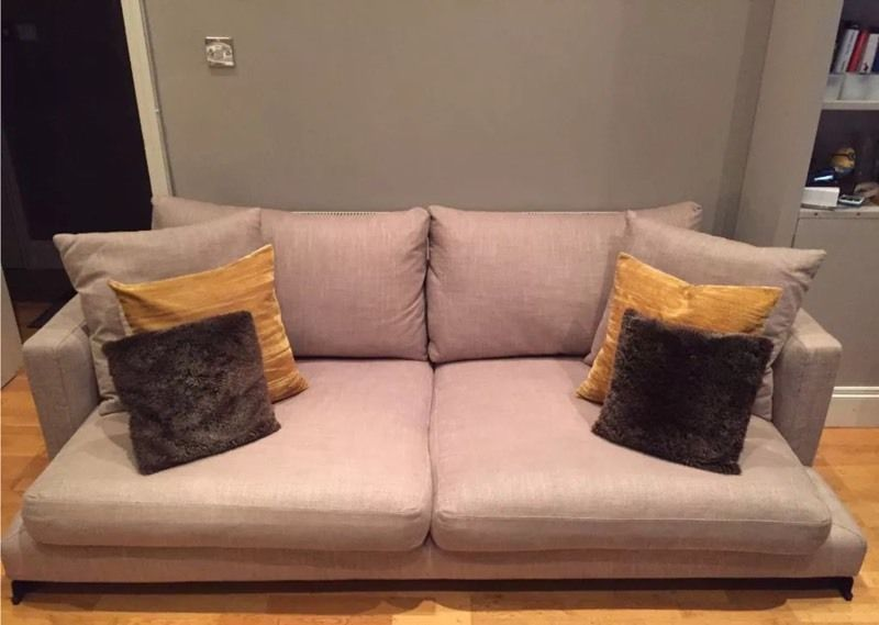 Pin By Trufflegaze On June London Gumtree Finds 3 Seater Sofa Seater Sofa Sofa
