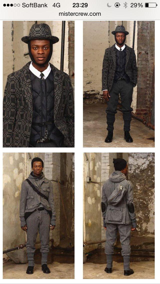 Engineered Garments Lookbook