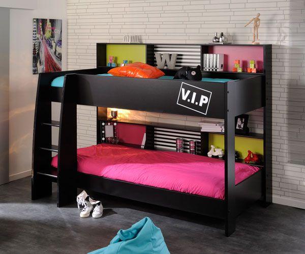 Cama litera juvenil buscar con google muebles para for Habitaciones juveniles completas baratas
