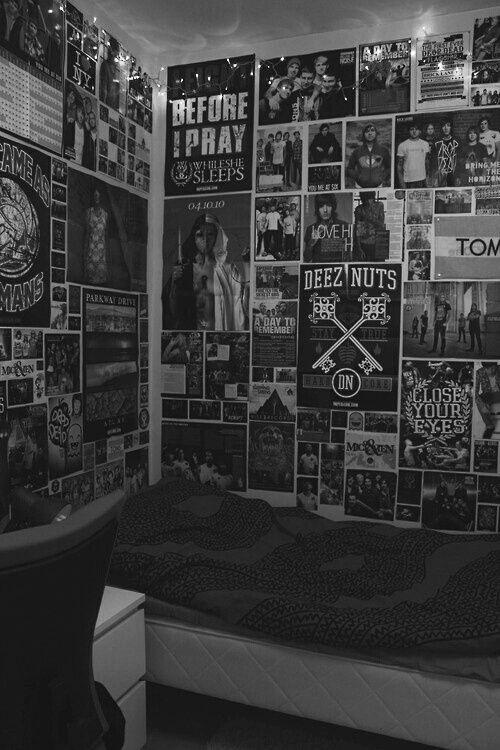 Alternative Rooms Emo Bedroom Grunge Bedroom Room Posters