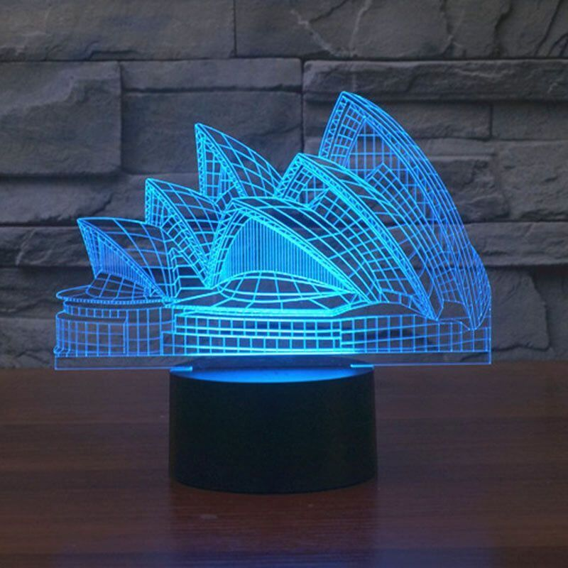 25 Lampeez 3d Illusion Lamps That Creates Perfect Lighting Illusions 3d Illusion Lamp 3d Night Light 3d Led Lamp
