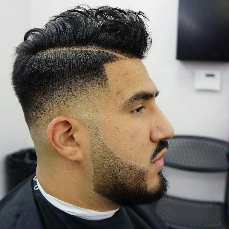 Frank S Barbershop Haircuts For Men Mens Hairstyles Long Hair Styles Men