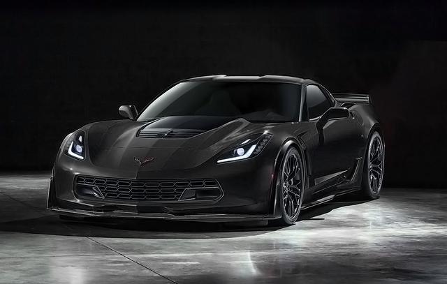 chevy corvette 2015 z06 black - Corvette 2015 Z06 Black