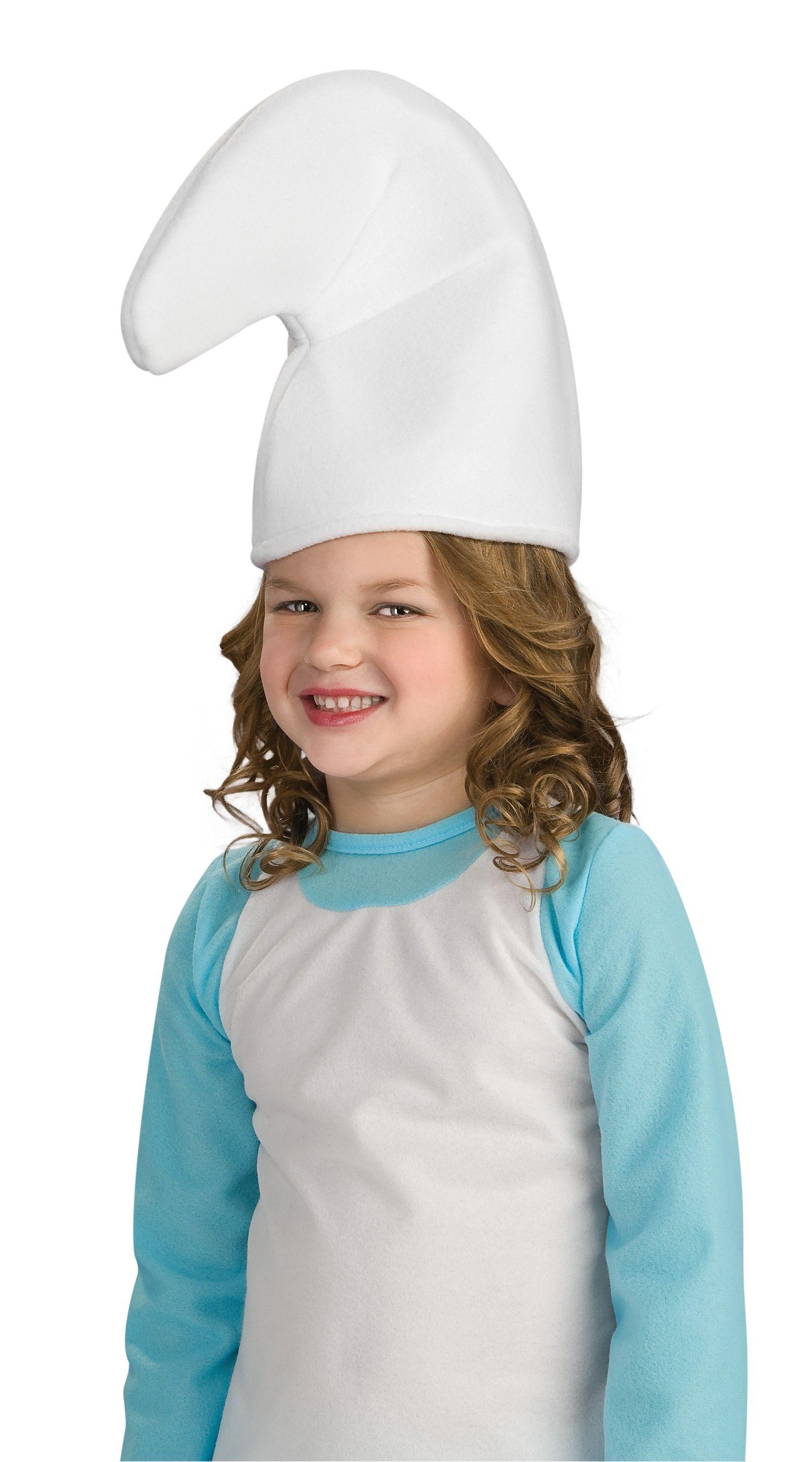 The Smurfs - Child Gnome Hat Costume Accessory | The Smurfs ...