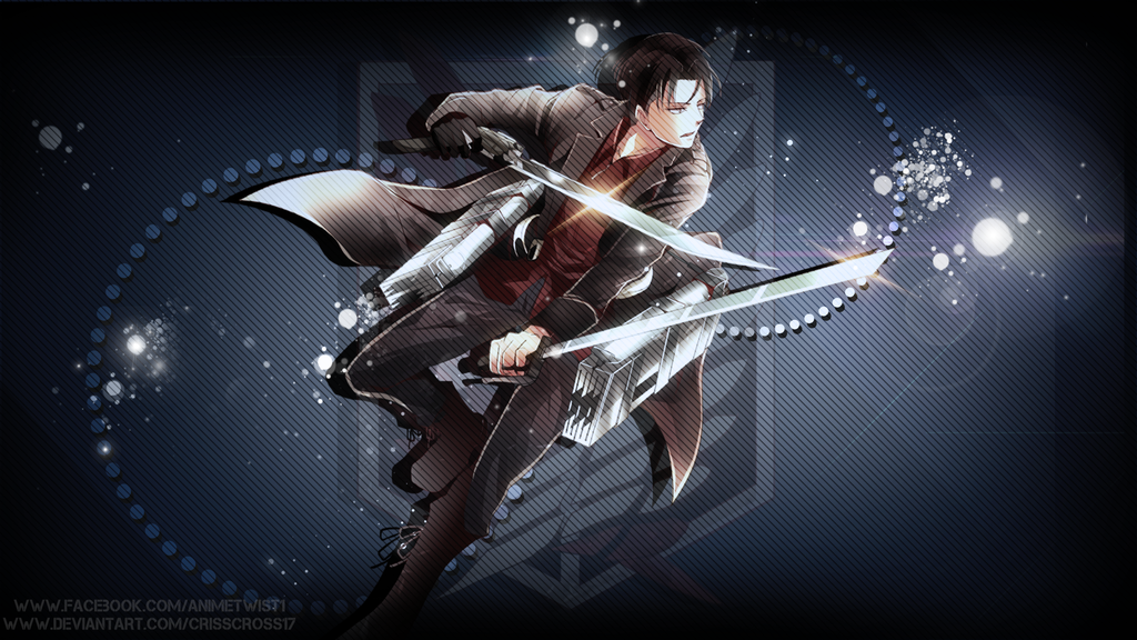 Levi Shingeki No Kyojin Wallpaper By Crisscross17 D7d35va Png 1024 576 Attack On Titan Attack On Titan Anime Attack On Titan Levi
