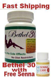 Senna weight loss pills