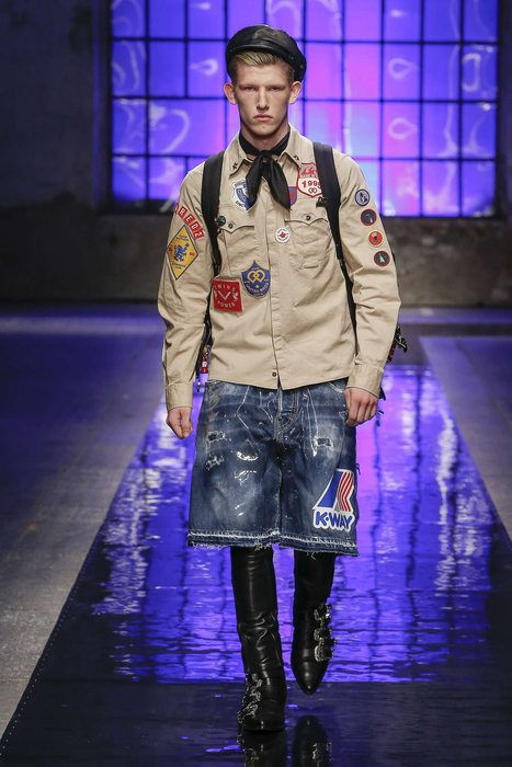 Dsquared Mss