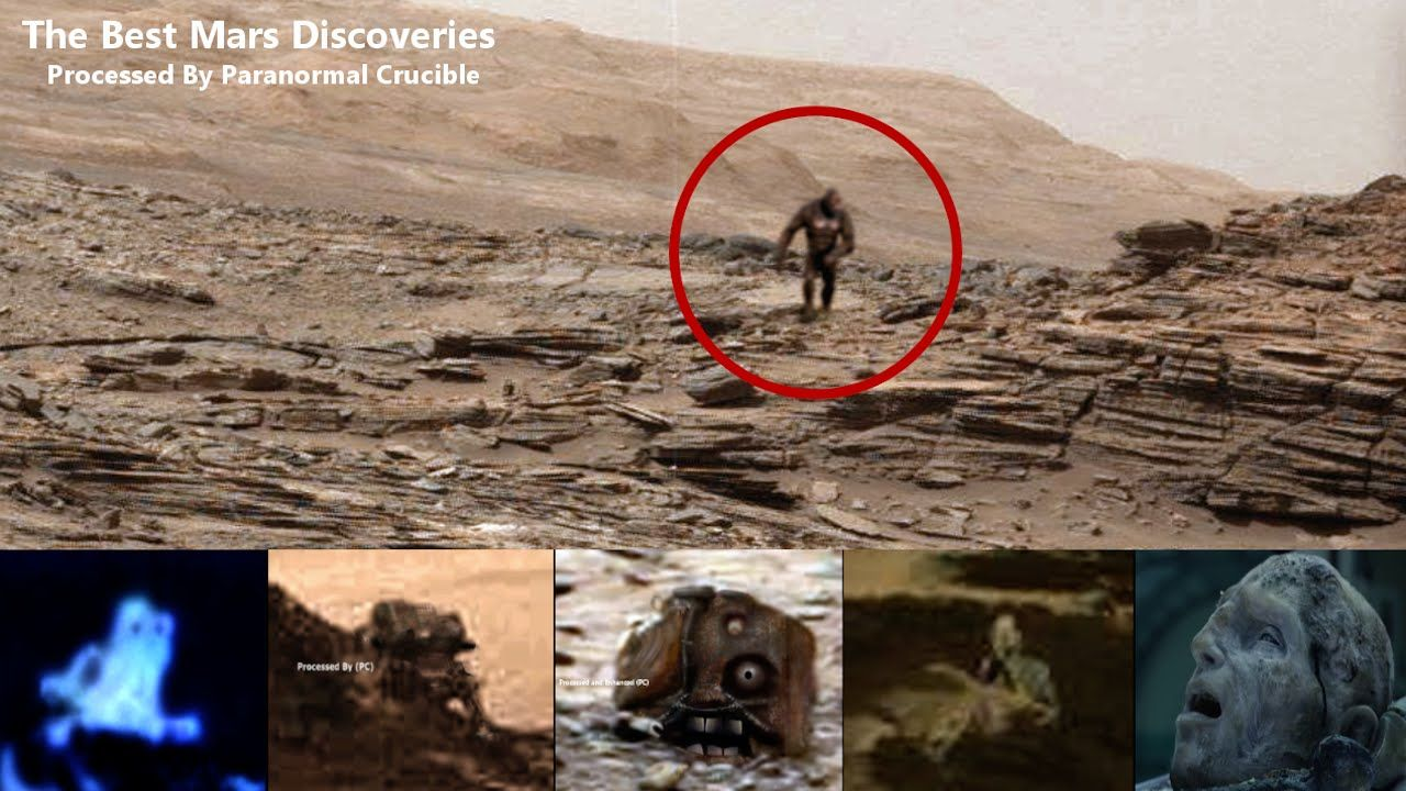 latest mars rover discovery - photo #9