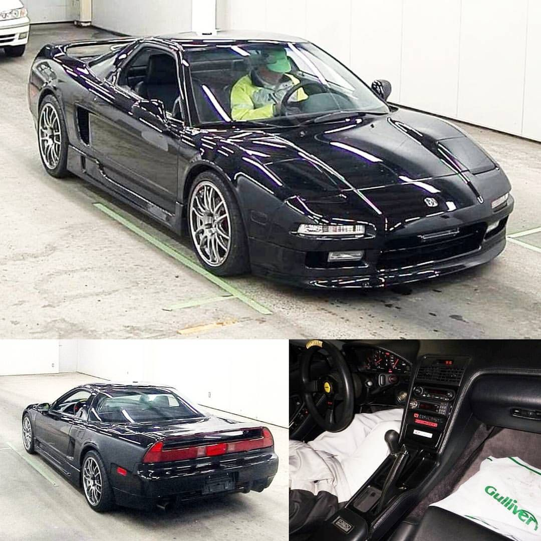Nostalgic Cars (@nostalgic_cars_uae) on Instagram: 1991 Acura NSX ...