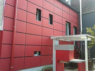 Fassadenplatten Holz fassadenplatten faserzementplatten leichtbeton sichtschutzwand