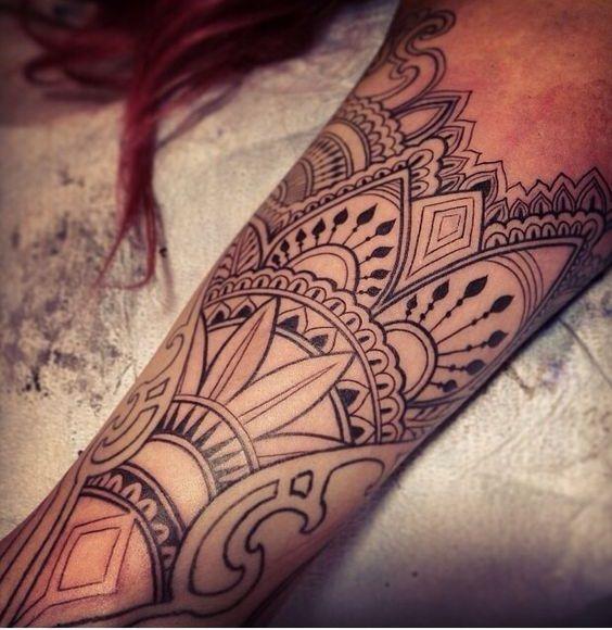 #tattoo tribal Tattoo 725 | Tattoo unterarm innenseite