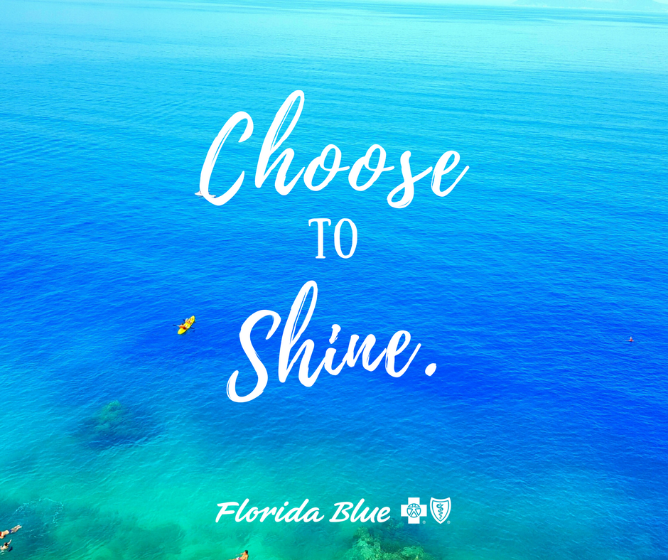 What A Beautiful Sunny Week Here On Florida S Emerald Coast Let S Choose To Shine In Our Life And For Other Florida Blue Thought Of The Day Thoughts Quotes
