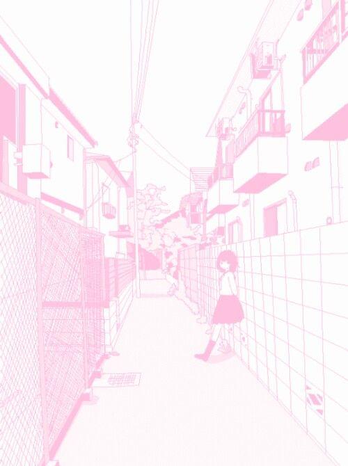 ᴵᶰᵍᵉᶰᵘᵉ ᵍᶤʳˡ Pastel Pink Aesthetic Aesthetic Anime