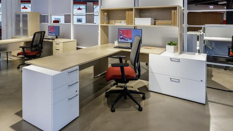 Neocon 2018 Ca Radiance Private Office Office Furniture