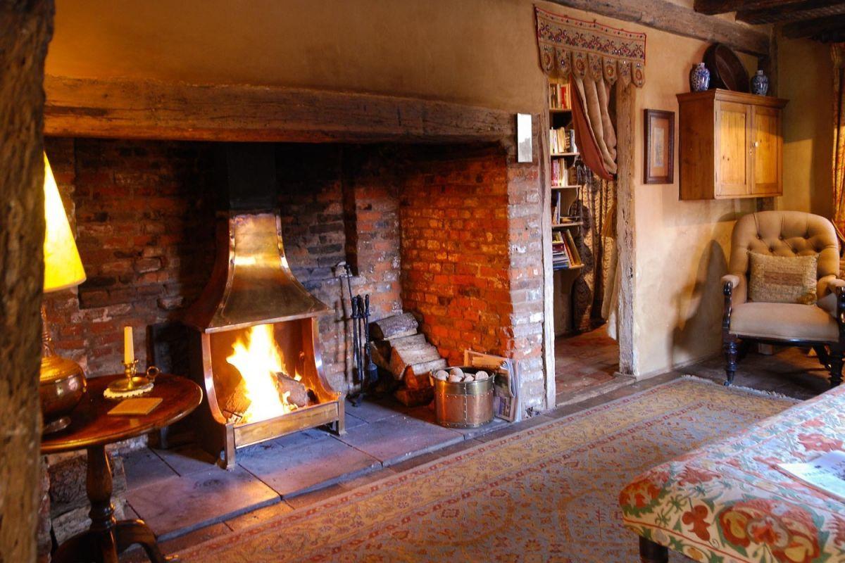 Cobblers Cottage Inspiration Pinterest Inglenook