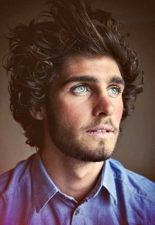 10 Curly Haired Guys With Images Beautiful Eyes Gorgeous Eyes