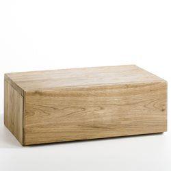 chevet tiroir chne paul ampm table de chevet - Table De Chevet Tiroir