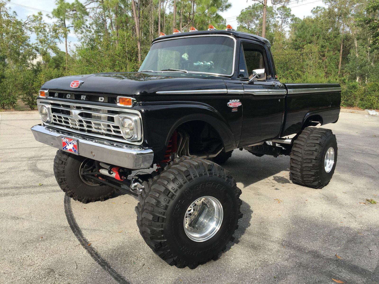 66 Ford 4x4 With Images Ford Trucks Ford Pickup Trucks 4x4