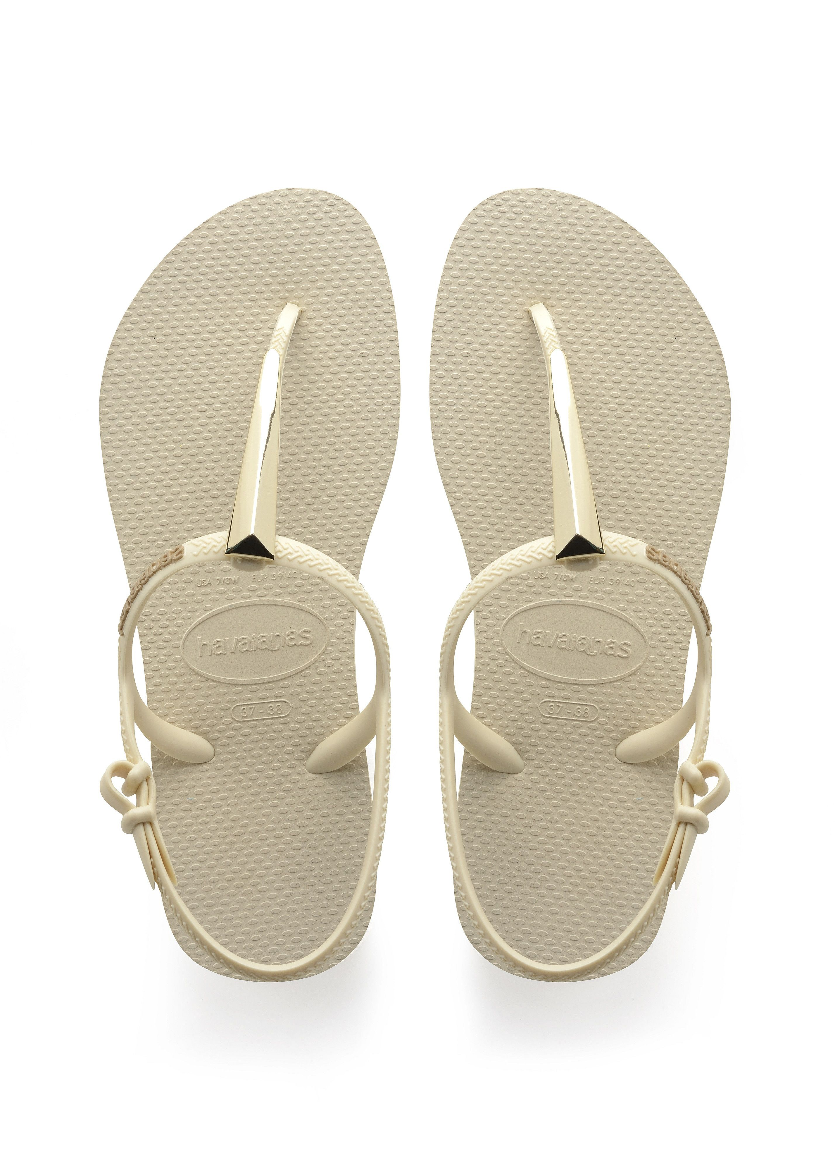 effca40736cd Havaianas Freedom Sl Maxi Sandal Beige Price From  30