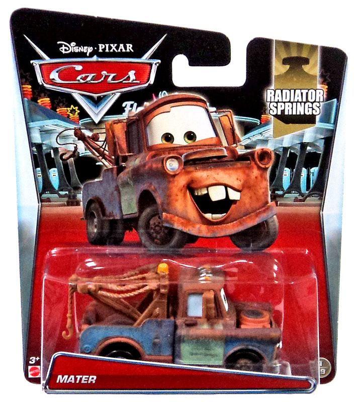 Disney Pixar Cars Radiator Springs Mater Diecast Car 1 19