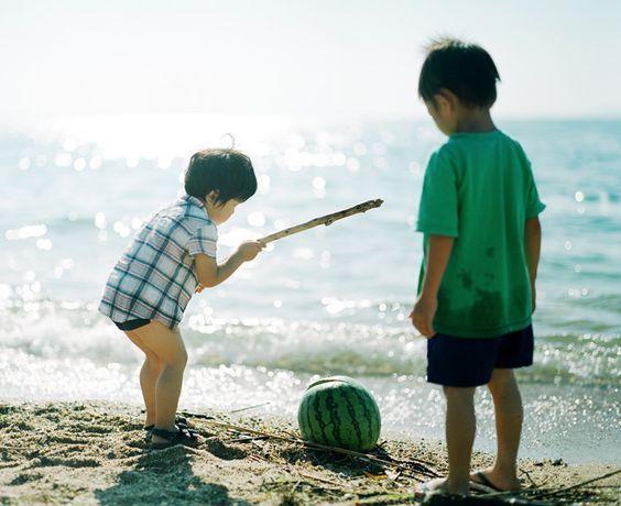 Haru & Mina - Hideaki Hamada: