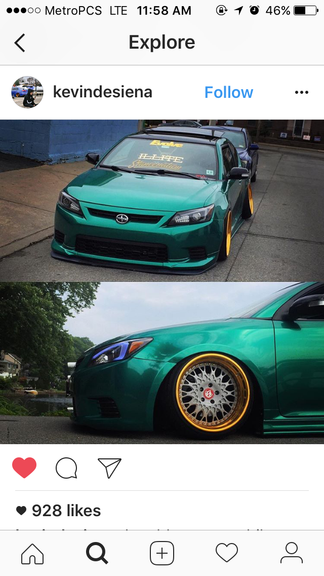 Pin By Jackie Catalan On Scion Tc Dream Cars Modified Cars Scion Tc