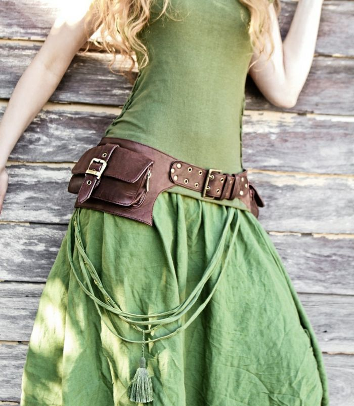 Photo of Different great models belt bag made of leather – Archzine …