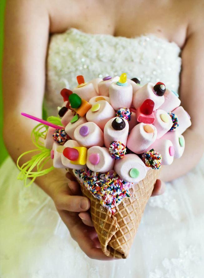 13 Gorgeous Alternatives to the Traditional Bridal Bouquet | EZ DIY ...