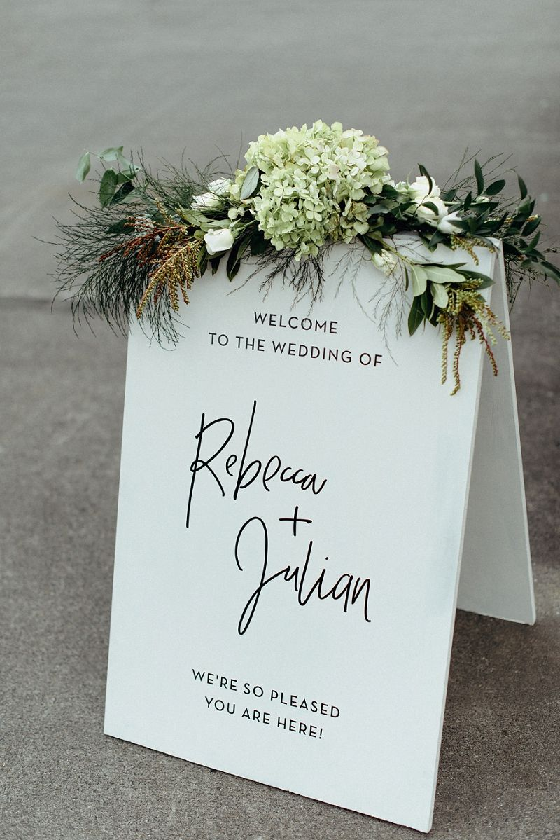 A Breathtaking Urban Dunedin Wedding by Acorn Photogrpahy ⋆ PAPER & LACE