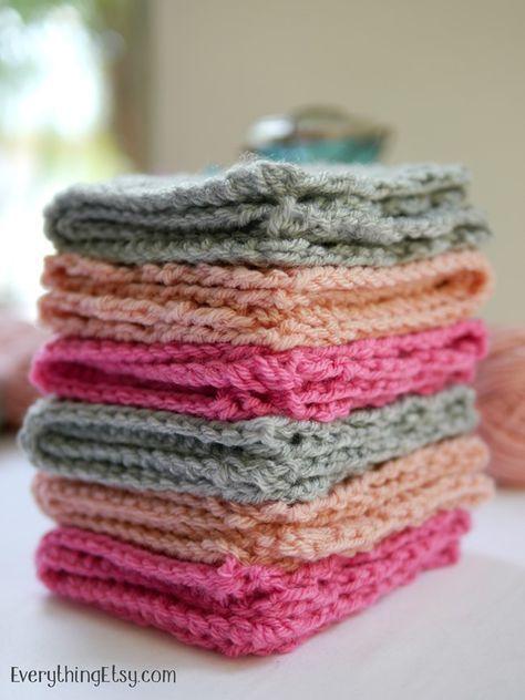 Crochet Washcloth Pattern Free Free Pattern Crochet And Patterns