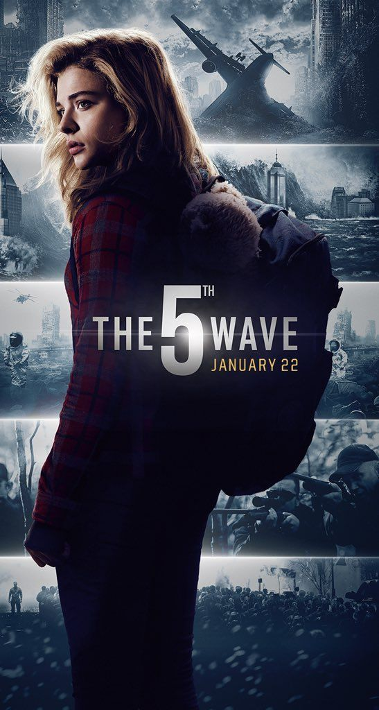 Pin En The 5th Wave