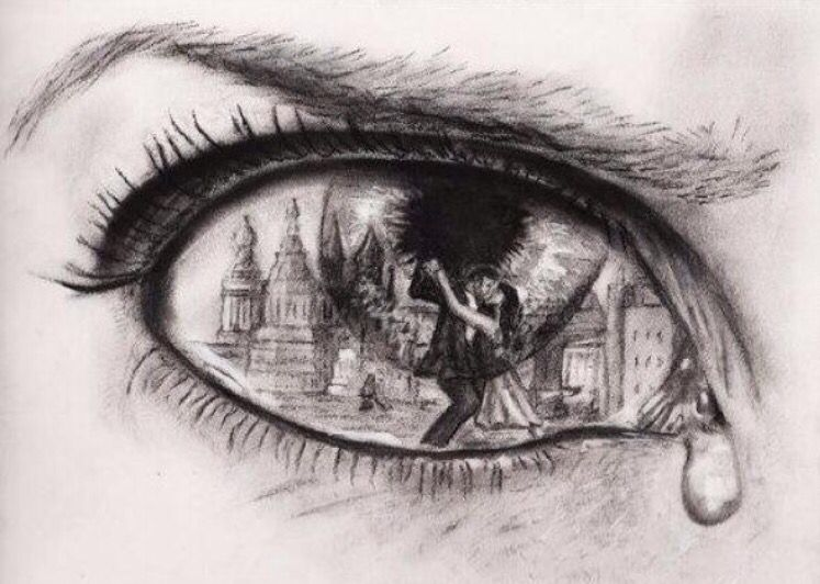 20+ Inspiration Beautiful Drawings With Deep Meaning